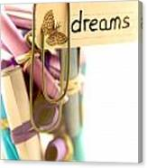 Beautiful Dreams Canvas Print