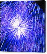 Beautiful Fireworks 11 Canvas Print
