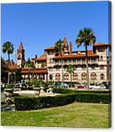 Beautiful Flagler College Canvas Print