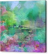 Beautiful Giverny Canvas Print