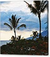Beautiful Maui Lan 44 Canvas Print