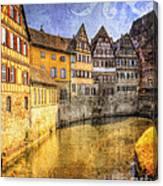Beautiful Past Canvas Print