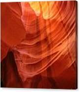 Beautiful Sandstone Canvas Print