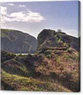 Beautiful  Sark One Of The  Channel Islands Canvas Print