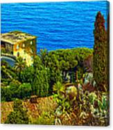 Beautiful Sicily Canvas Print
