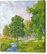 Beautiful Summer Canvas Print