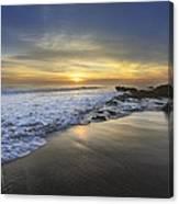 Beautiful Sunrise Canvas Print