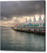 Beautiful Vancouver Canvas Print