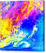 Beautiful Weather  Canvas Print