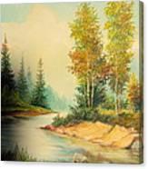 Beautiful Wild  Canvas Print