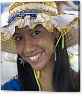 Beautiful Women Of Brazil 11 Canvas Print