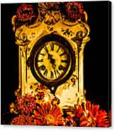 Beauty And Time Canvas Print