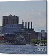 Beauty Of Baltimore Canvas Print
