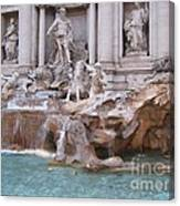 Beauty Of Rome Canvas Print