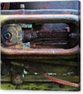 Beauty Of Rust 4 Canvas Print