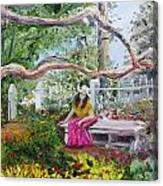Beauty Rest Canvas Print