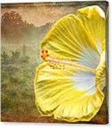 Beauty Served Two Ways Canvas Print