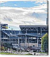 Beaver Stadium Game Day Canvas Print