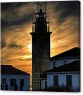 Beavertail Lighthouse Too Canvas Print
