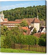 Bebenhausen Germany Canvas Print
