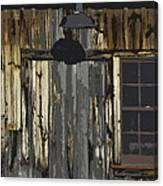 Becket Barn Canvas Print