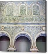 Bedroom Of The Moorish Kings In Real Alcazar Canvas Print