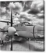 Beechcraft C-12 Huron Canvas Print