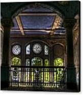 Beelitz Arches Canvas Print