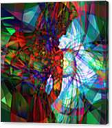 Being Chakra Canvas Print
