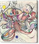Bejeweled Canvas Print