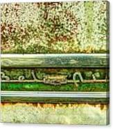 Bel Air Canvas Print
