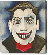Bela Lugosi As Tillie Canvas Print