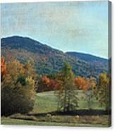 Belknap From Rogers Field Canvas Print