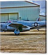 Bell P-59 Airacomet Canvas Print