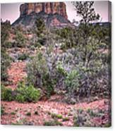 Bell Rock At Dusk Canvas Print