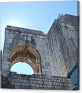 Bell Tower 1386 Canvas Print