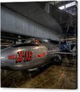 Bell X-1b Rocket Plane Canvas Print