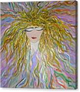 Bella El Canvas Print