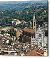 Bella Firenze Canvas Print
