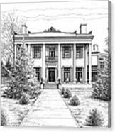 Belle Meade Plantation Canvas Print