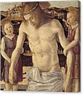 Bellini, Giovanni 1430-1516. Dead Canvas Print