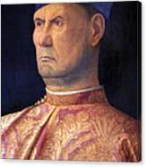 Bellini's Giovanni Emo Canvas Print