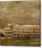 Bellissima Venezia Canvas Print