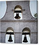 Bells Of Mission San Diego Too Canvas Print