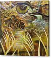 Beloved Nehiyowin Canvas Print