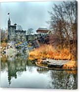 Belvedere Castle - Central Park Canvas Print