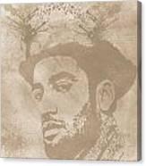 Ben Harper Music Man Canvas Print