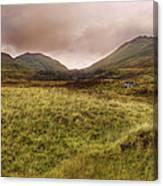 Ben Lawers - Scotland - Mountain - Landscape Canvas Print