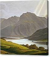 Ben Nevis Canvas Print