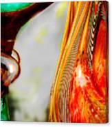 Bending Color #5 Canvas Print